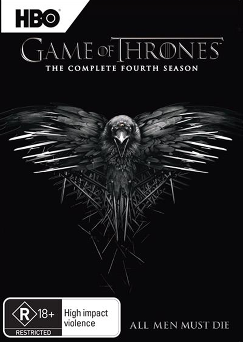 Game Of Thrones - Season 4 | DVD