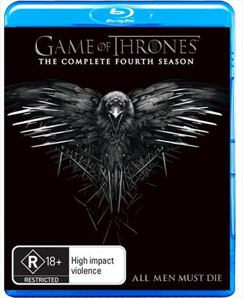Game Of Thrones - Season 4 | Blu-ray
