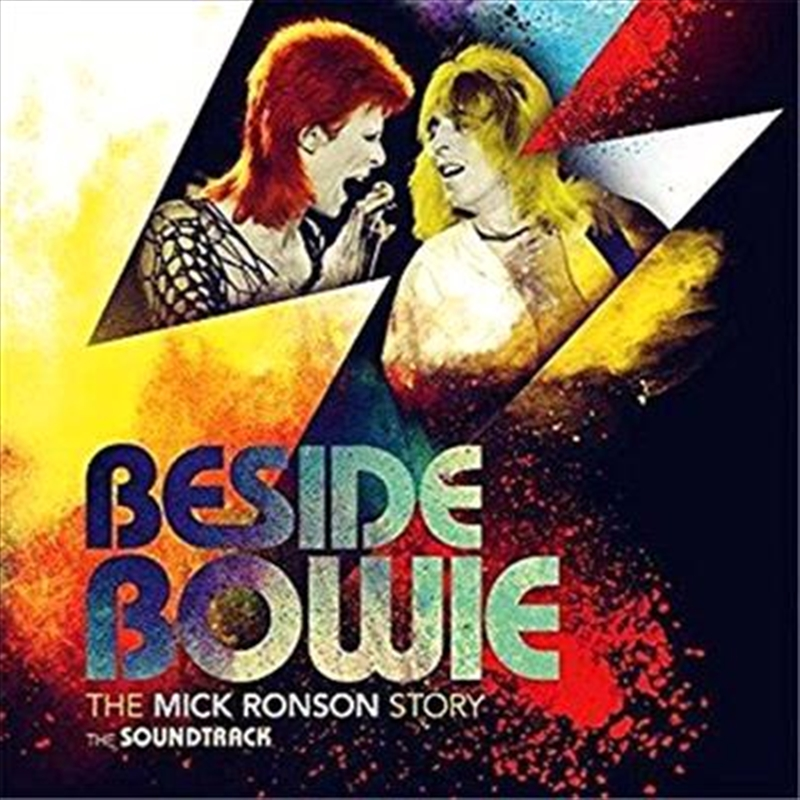 Beside Bowie - The Mick Ronson Story | CD