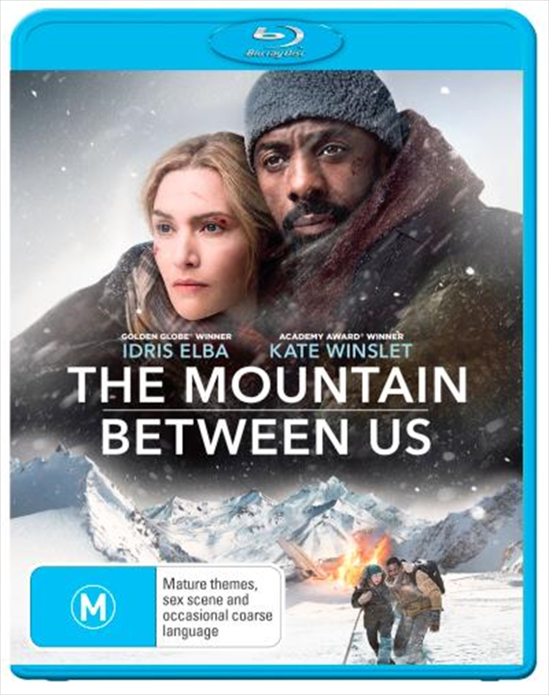 Mountain Between Us, The | Blu-ray