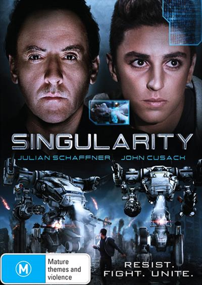 Singularity   DVD