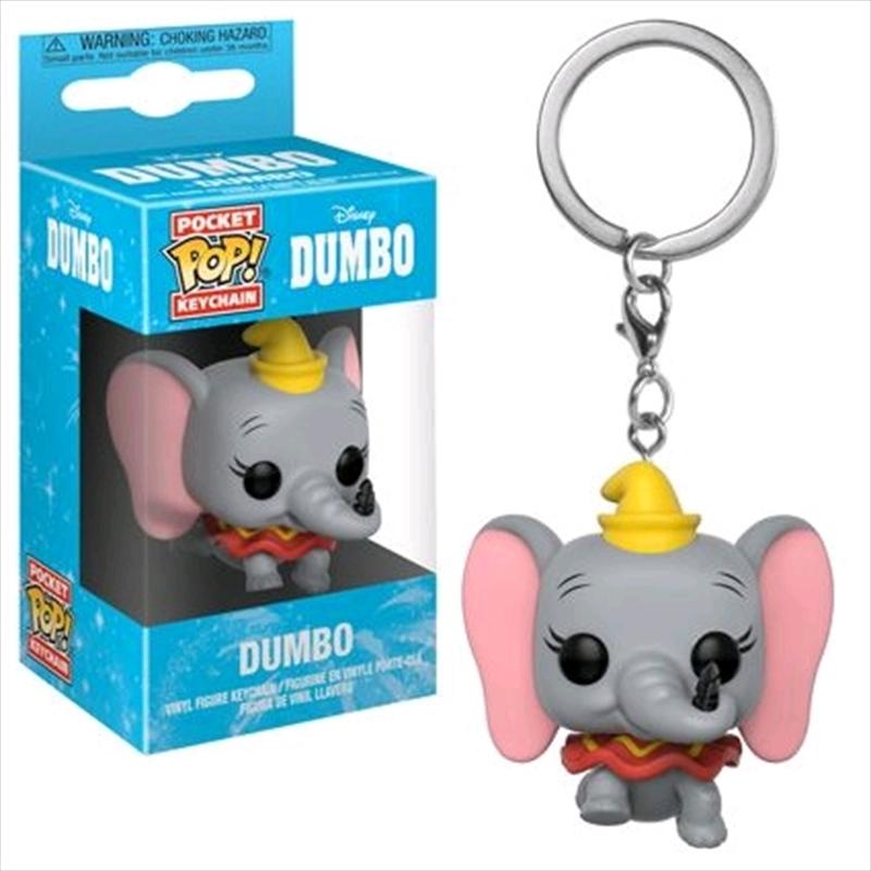 Dumbo - Dumbo Pocket Pop! Keychain | Pop Vinyl
