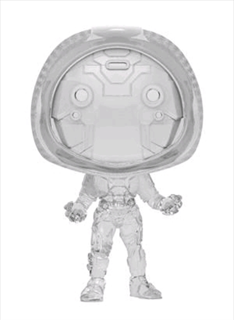 Ant-Man and the Wasp - Ghost Translucent Pop! Vinyl | Pop Vinyl