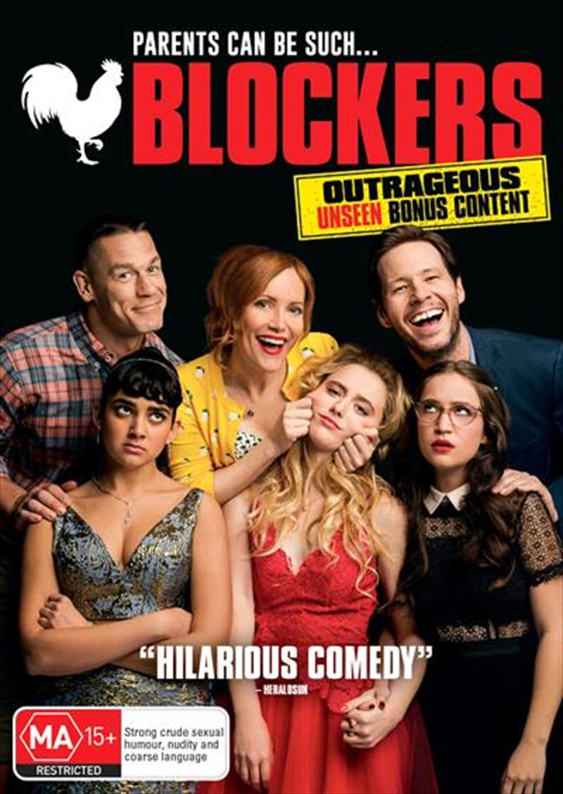 Blockers | DVD