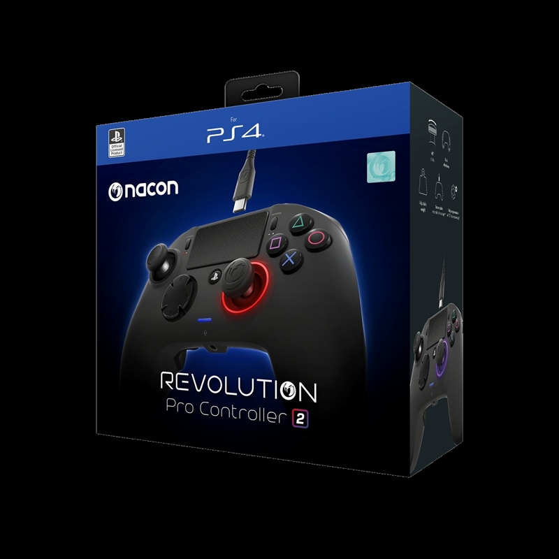 Nacon Revolution Pro 2 Controller | PlayStation 4