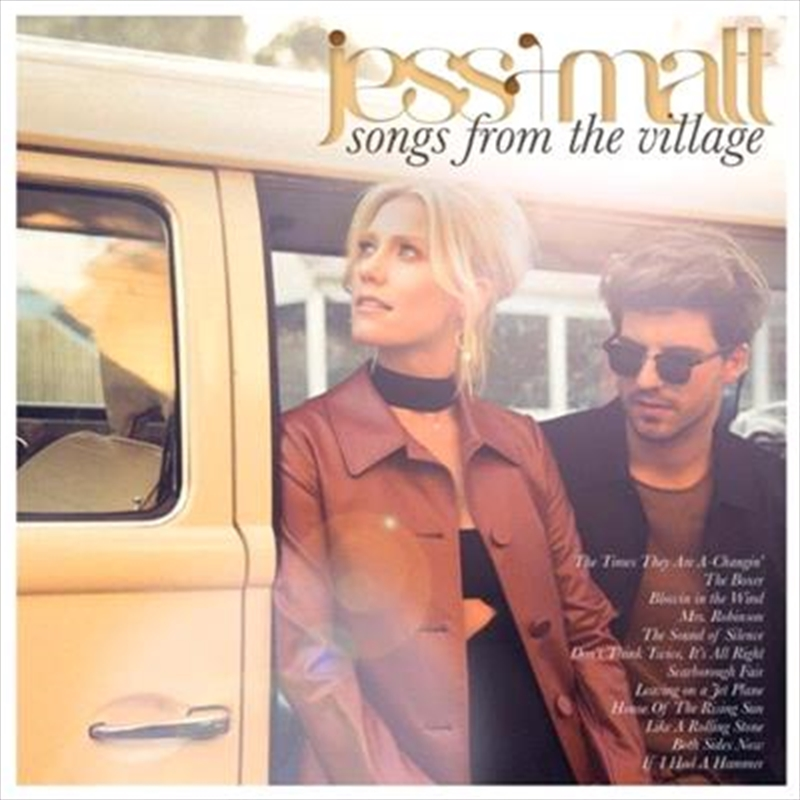Songs From The Village | CD