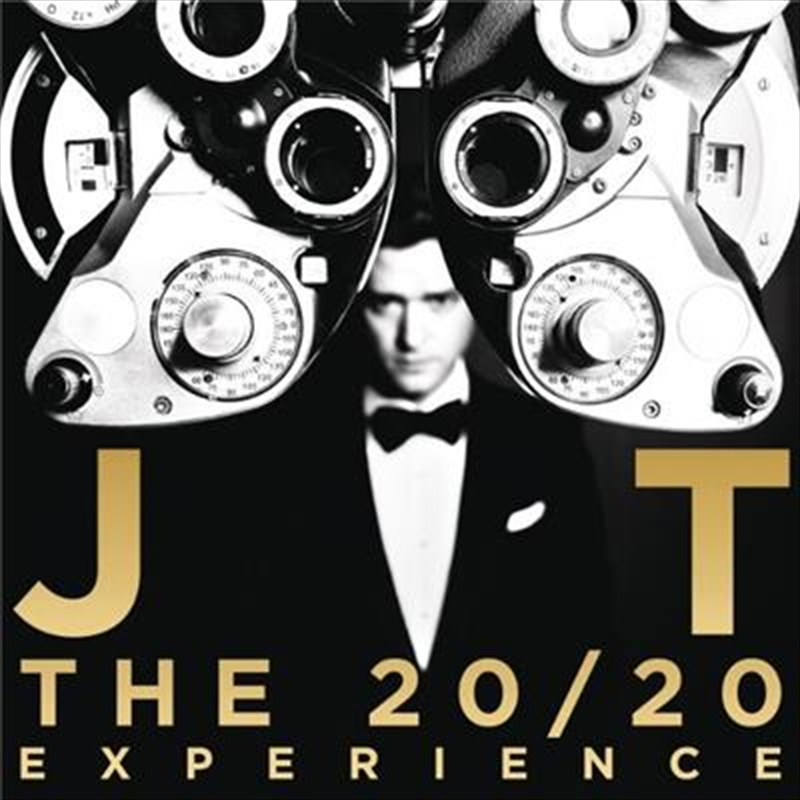 20/20 Experience -  Deluxe Gold Series   CD
