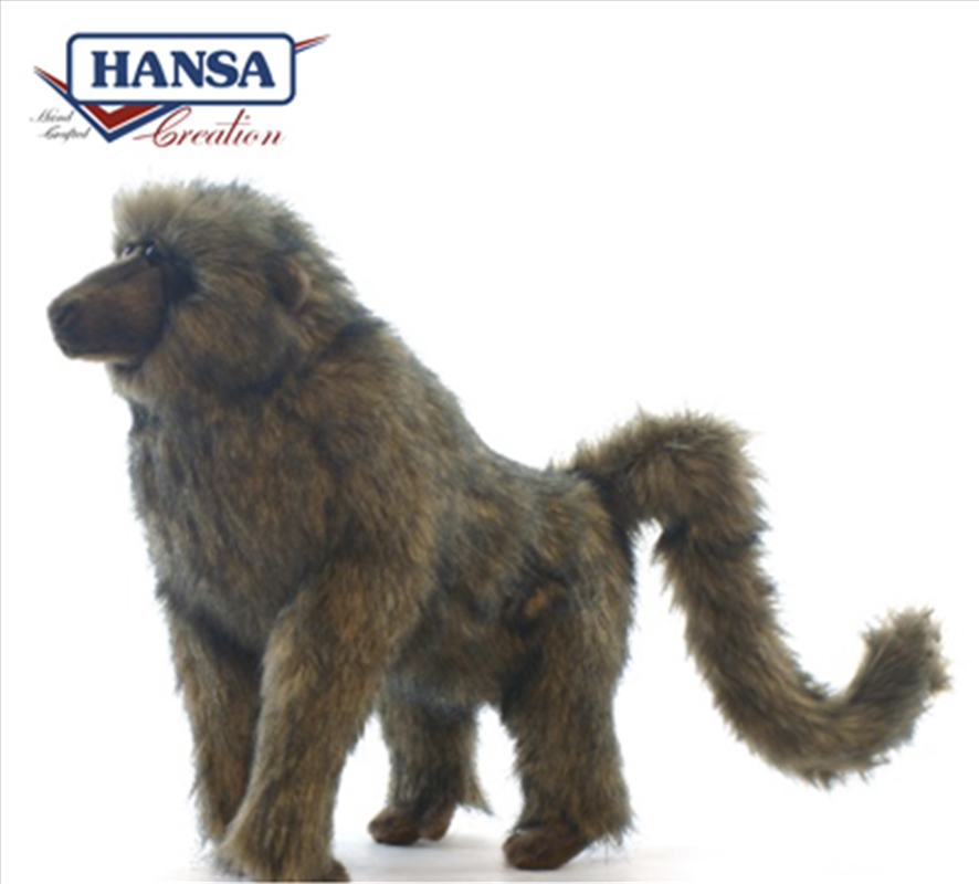 Baboon Standing 35cm | Toy