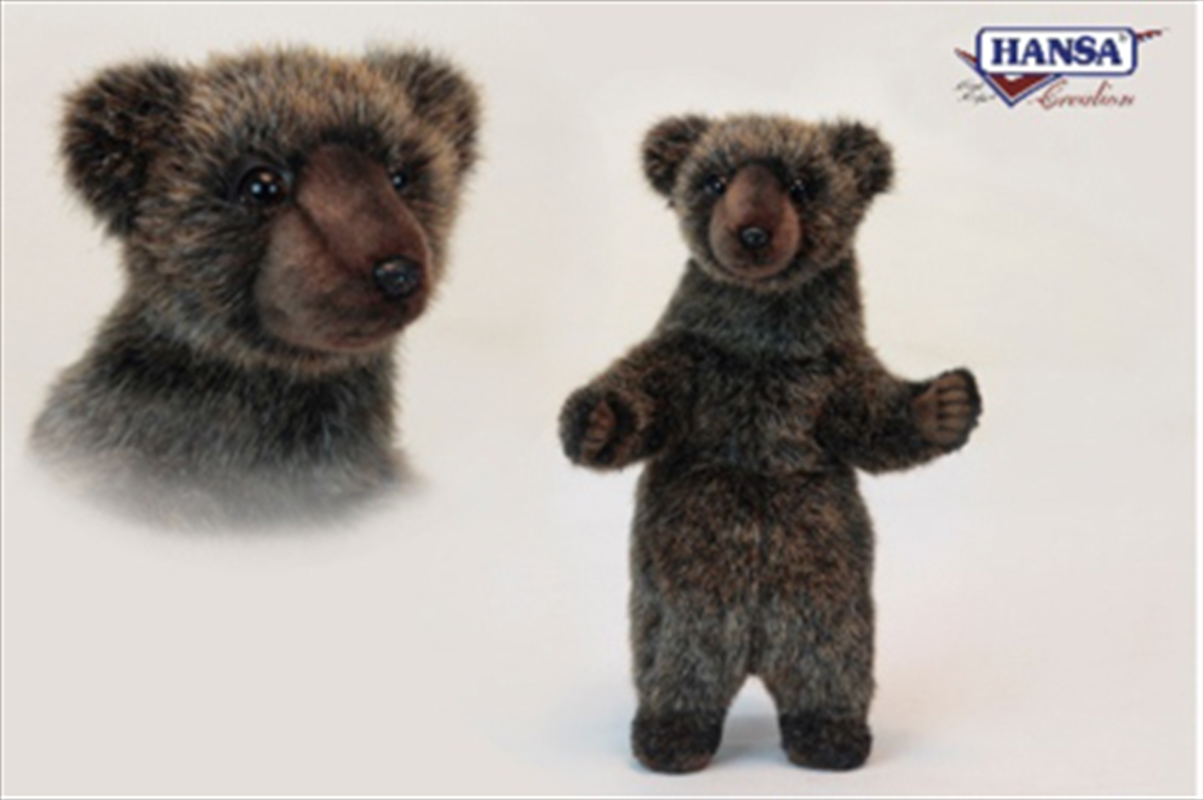 Bear - Grizzly Cub 28cm | Toy