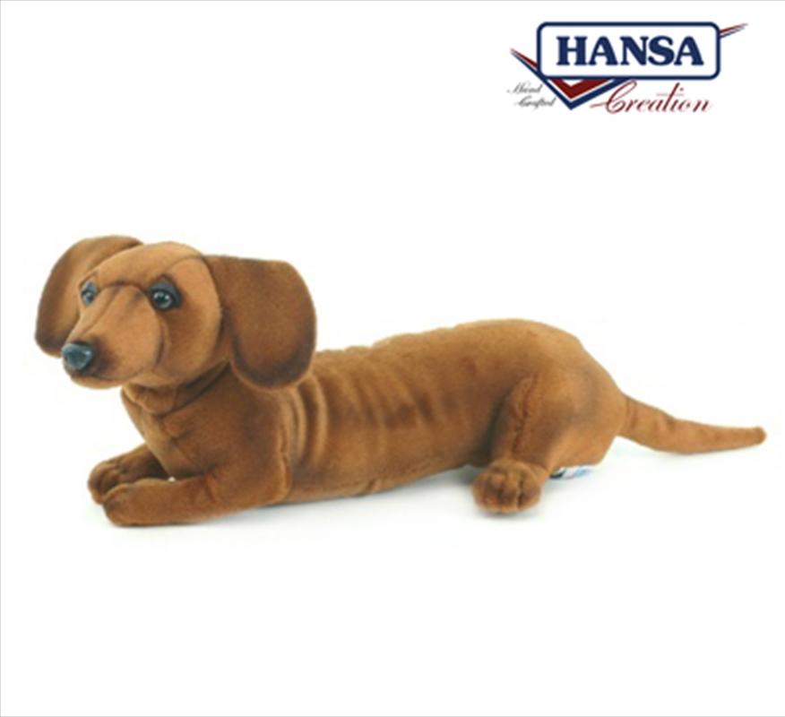 Dachshund Pup 40cm   Toy