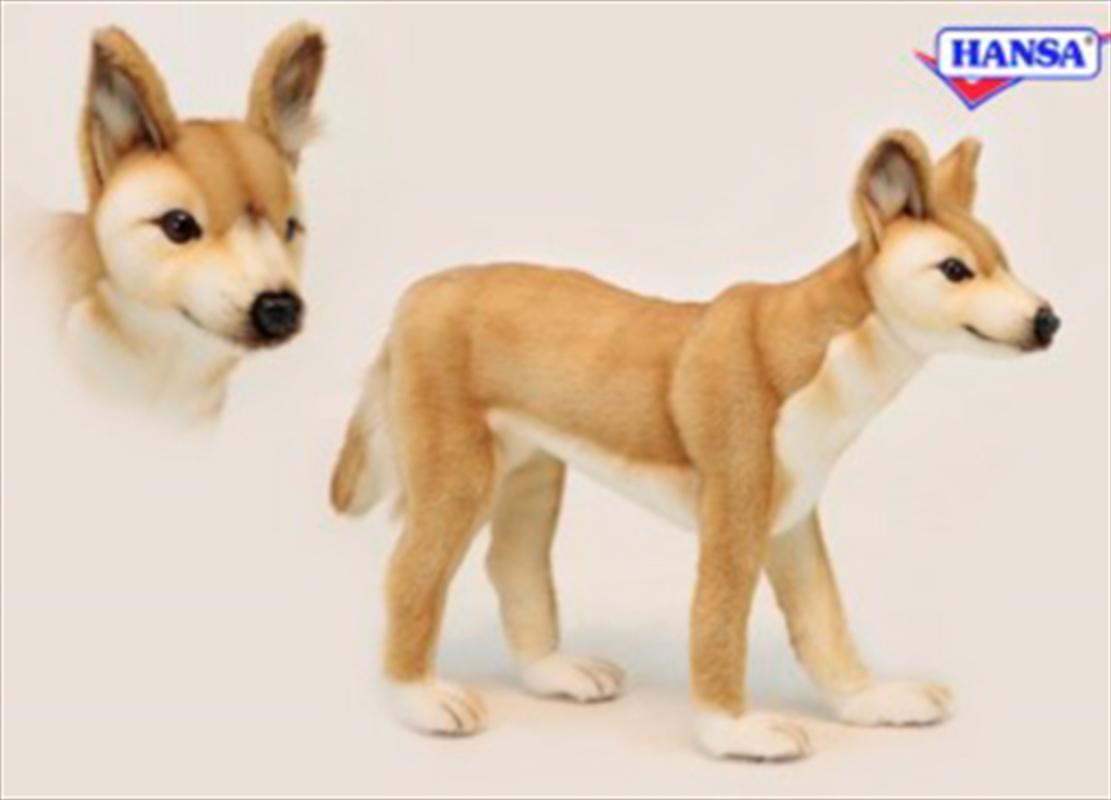 Dingo Standing 45cm   Toy
