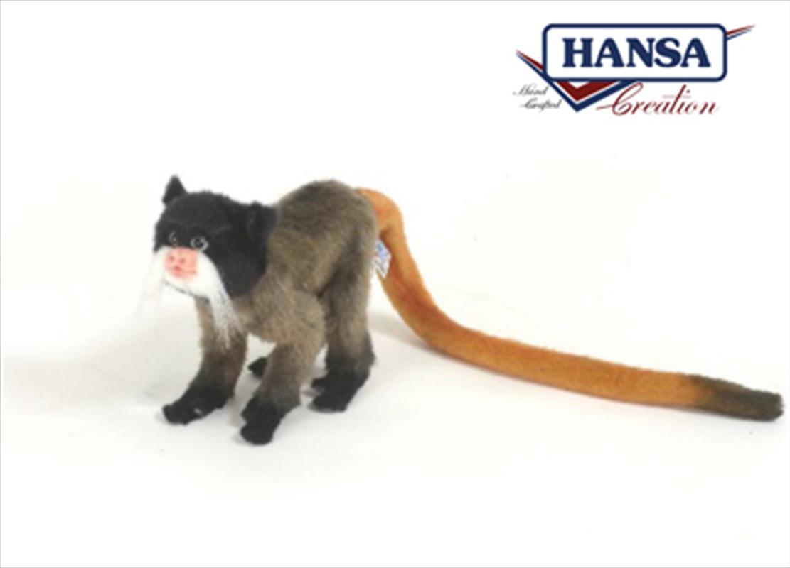 Emporer Tamarin 20cm | Toy