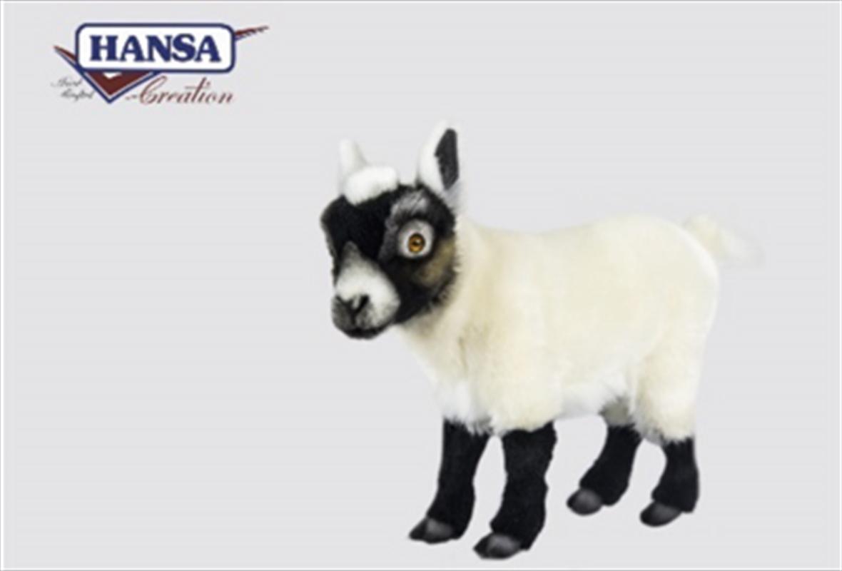 Goat Cream & Black 30cm | Toy