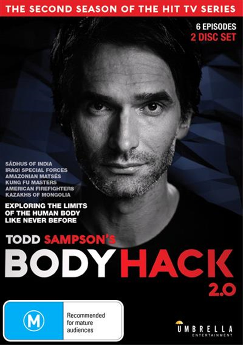 Body Hack - Series 2 | DVD