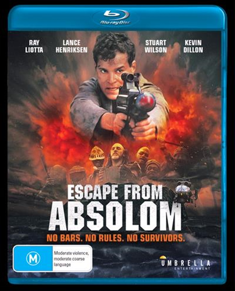 Buy Escape From Absolom On Blu-Ray