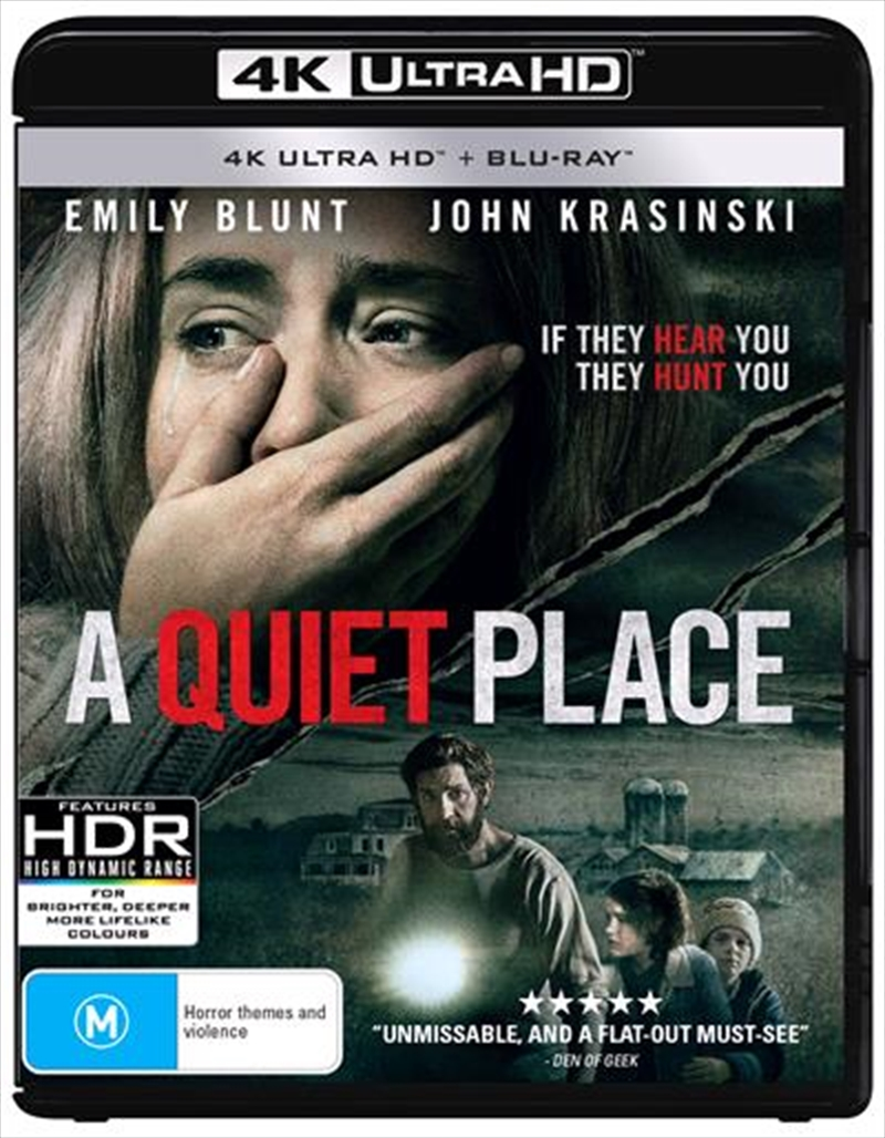 A Quiet Place | UHD