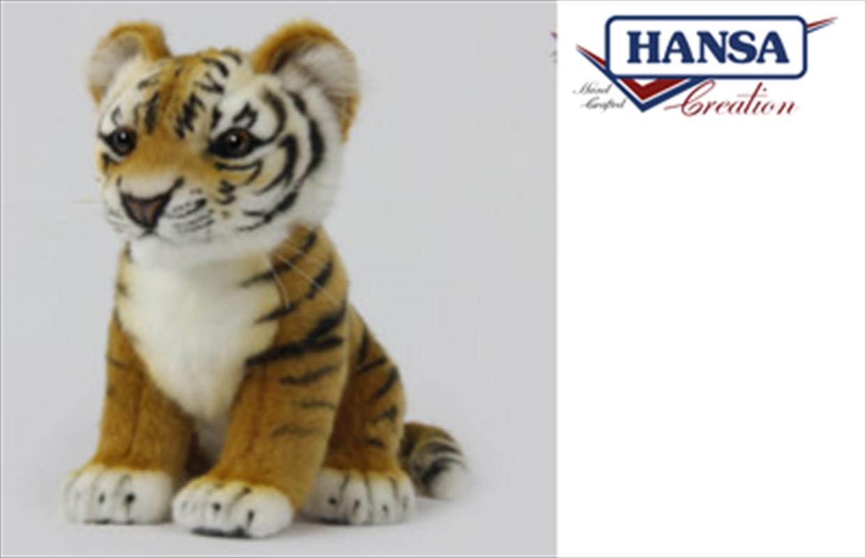 Tiger Cub 26cm   Toy