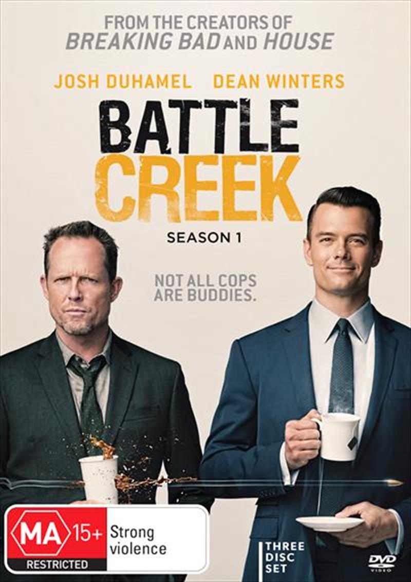 Battle Creek - Season 1 | DVD