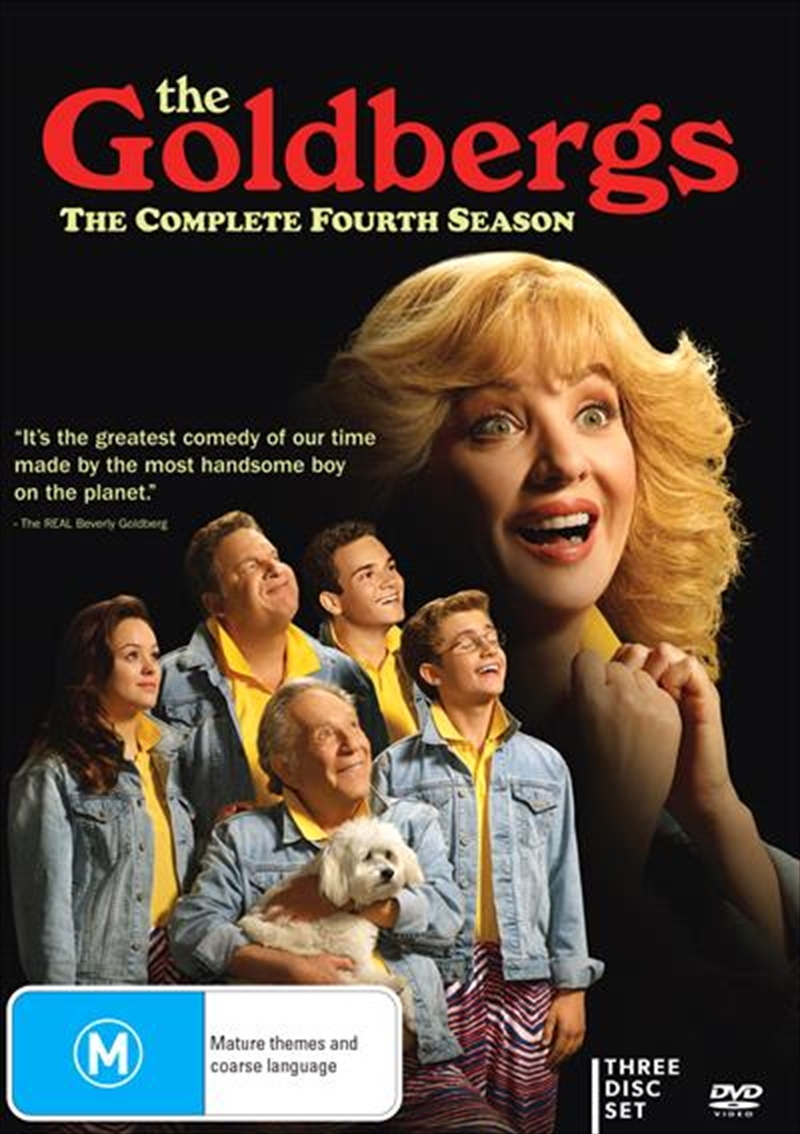 Goldbergs - Season 4, The | Tuggl