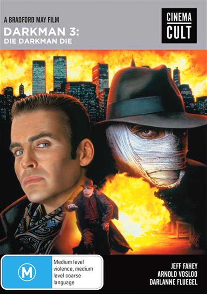 Darkman III - Die Darkman Die | DVD