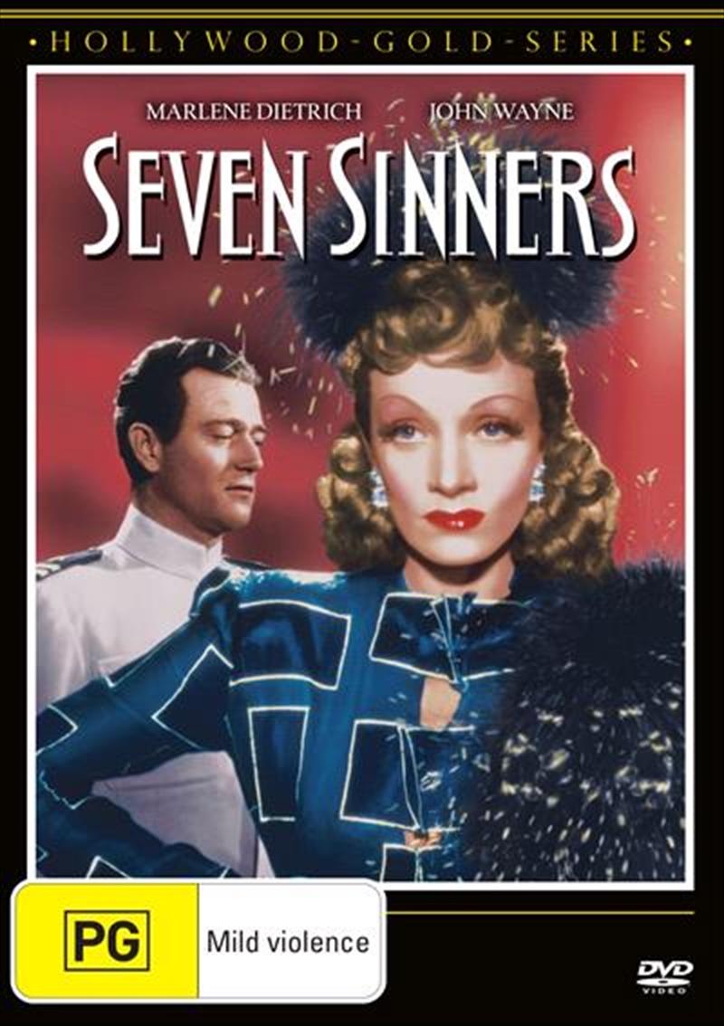 Seven Sinners | DVD