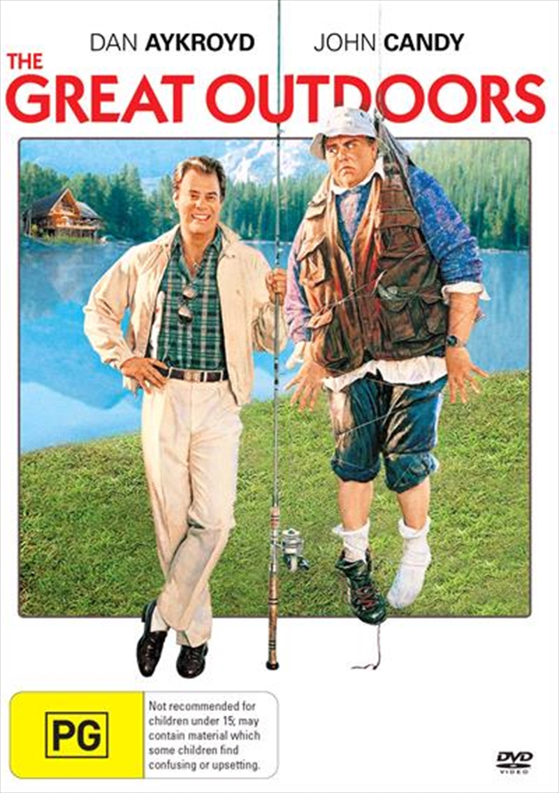 Great Outdoors, The | DVD