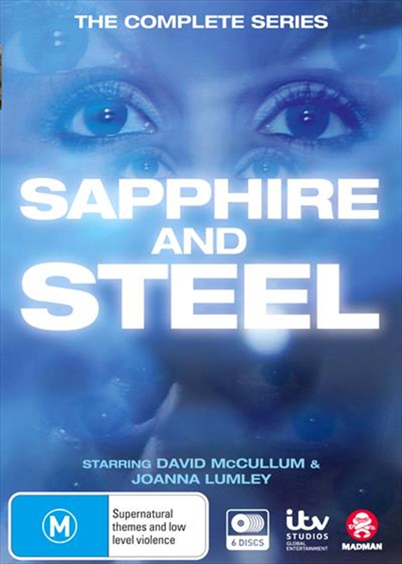 Sapphire And Steel Series Collection | DVD