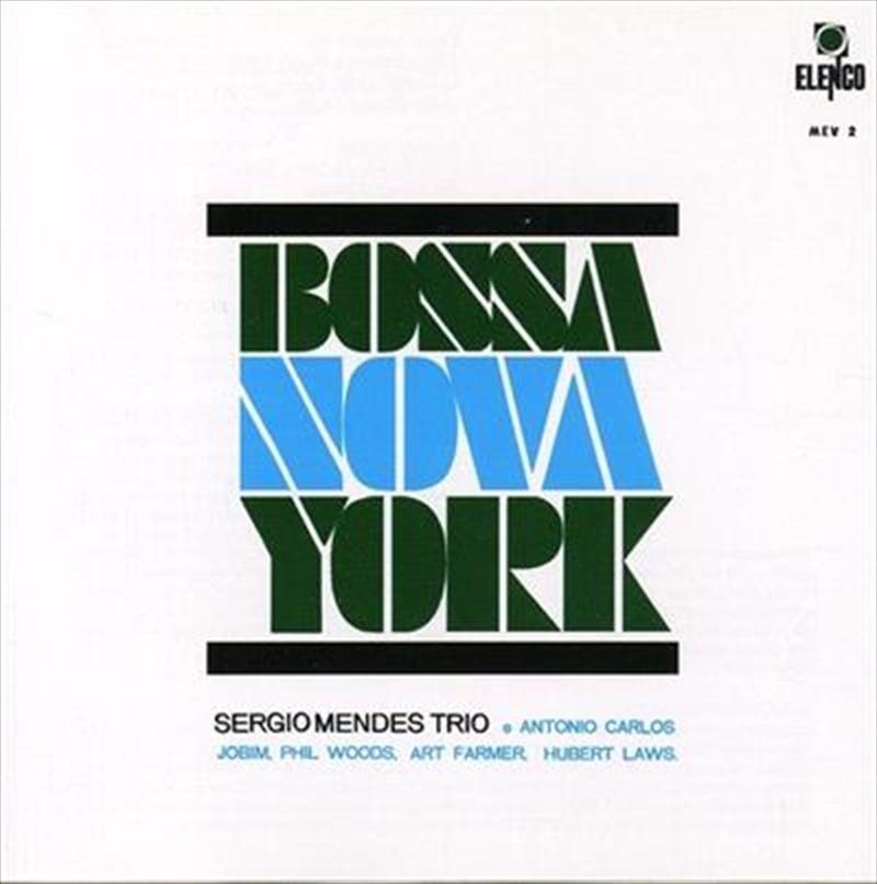 Bossa Nova York | CD