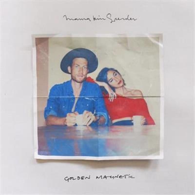 Golden Magnetic | CD