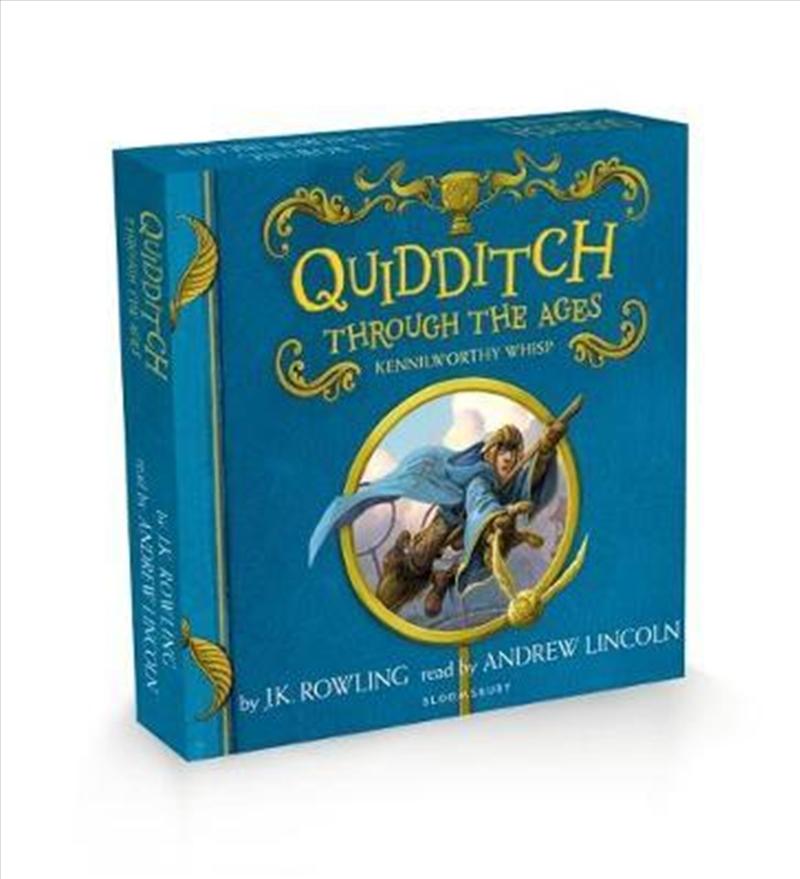 Quidditch Through the Ages | Audio Book