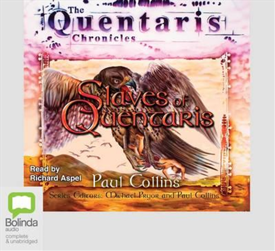 Slaves Of Quentaris | Audio Book