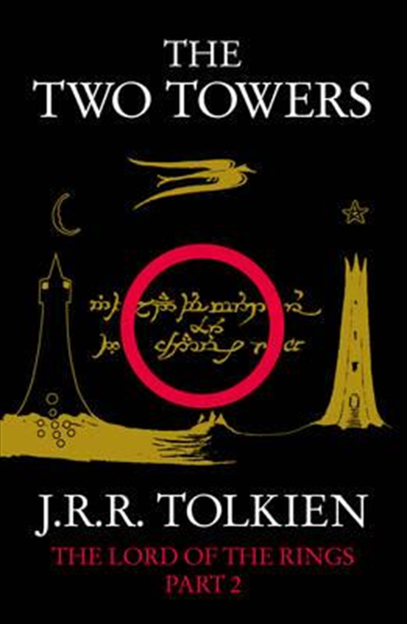 Two Towers - Lord Of The Rings - Part 2 | Paperback Book
