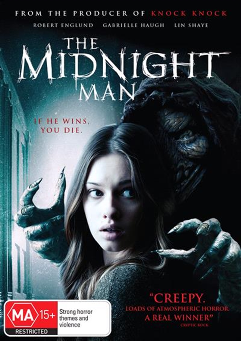 Midnight Man, The | DVD