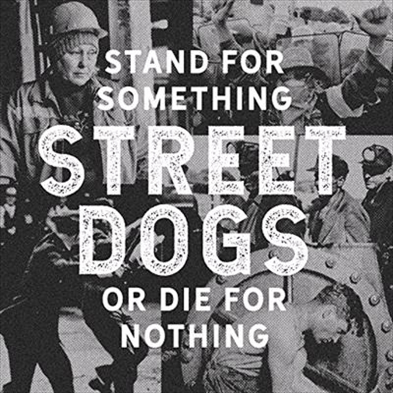Stand For Something Or Die For Nothing | CD