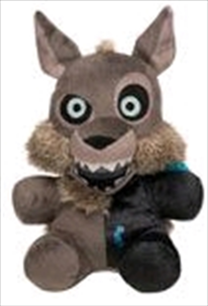 Five Nights at Freddy's: The Twisted Ones - Wolf Plush   Toy