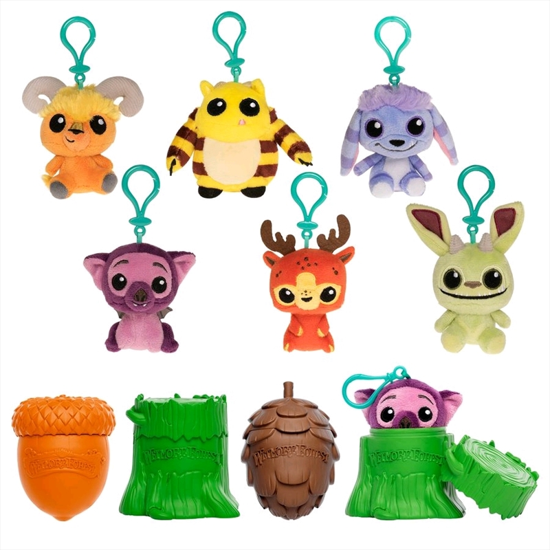 Wetmore Forest - Monsters Keychain Blind Bag | Accessories