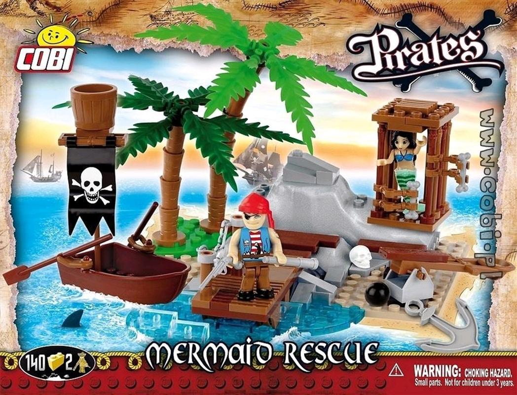 Pirates - 140 piece Mermaid Rescue | Miscellaneous