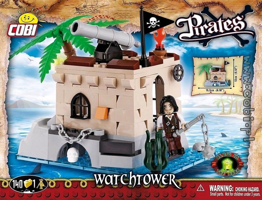 Pirates - 140 piece Watchtower | Miscellaneous