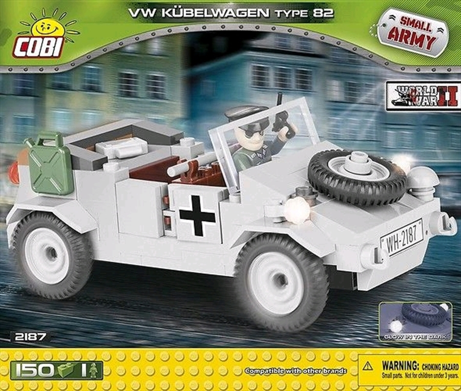 Small Army - 150 piece VW Kubelwagen Type 82   Miscellaneous