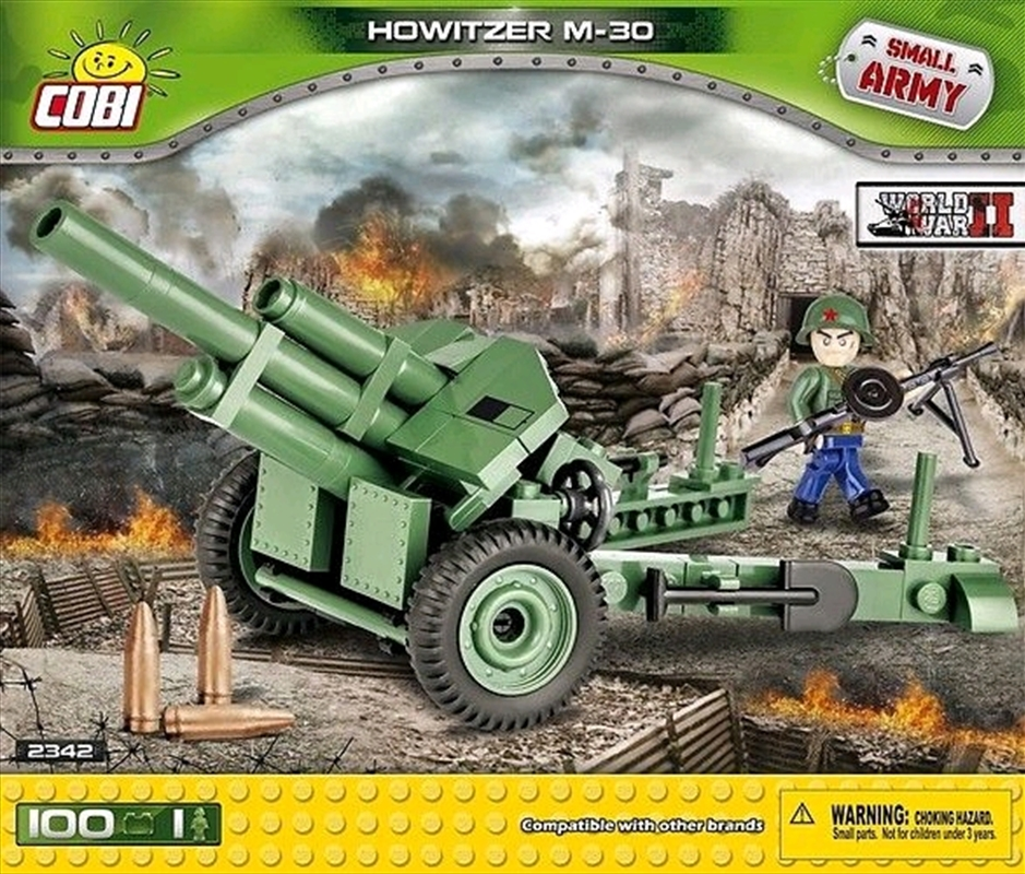 Small Army - 100 piece Howitzer M-30 | Miscellaneous