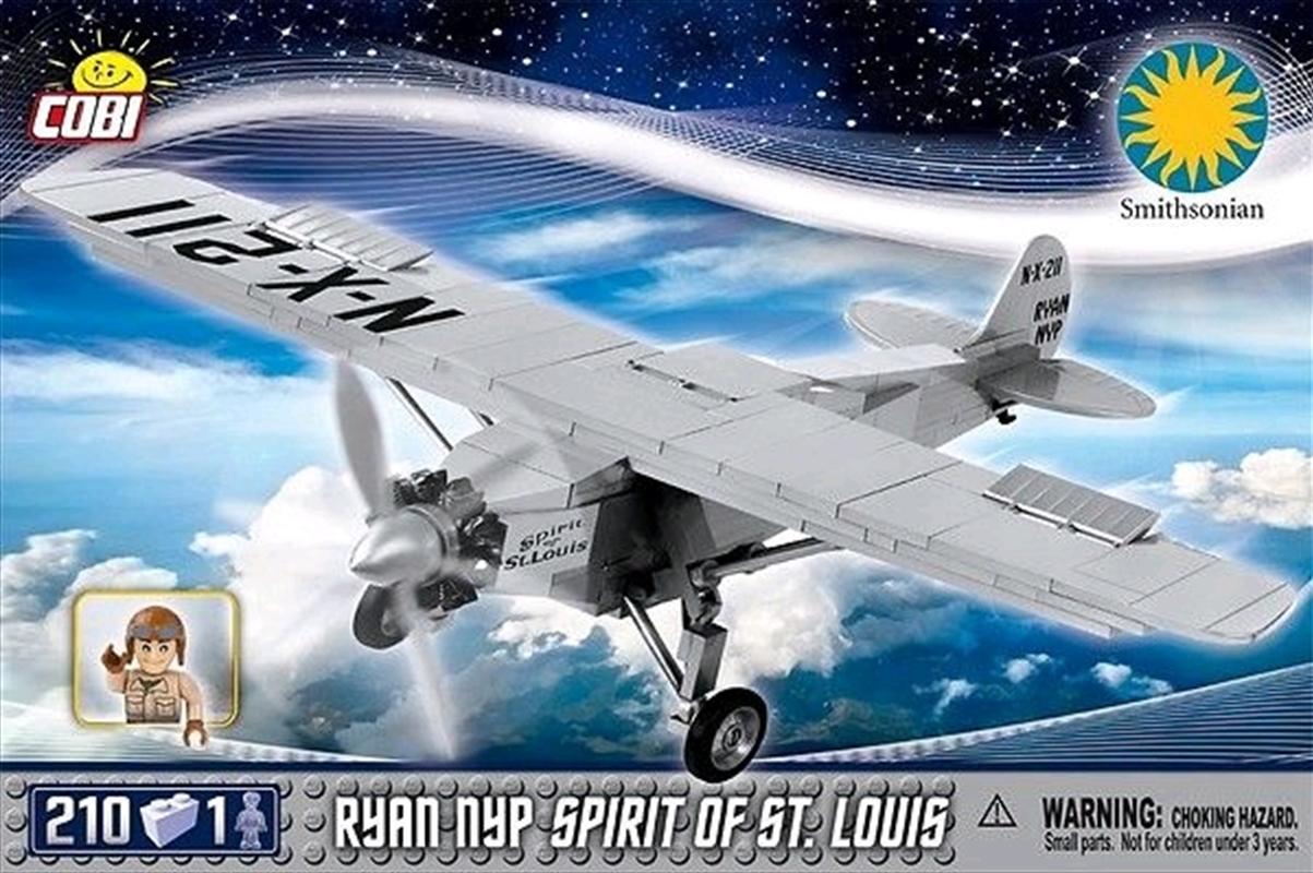Smithsonian - 210 piece Ryan NYP Spirit St Louis | Miscellaneous