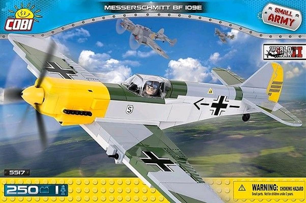 Small Army - 250 piece Messerschmitt BF 109E | Miscellaneous