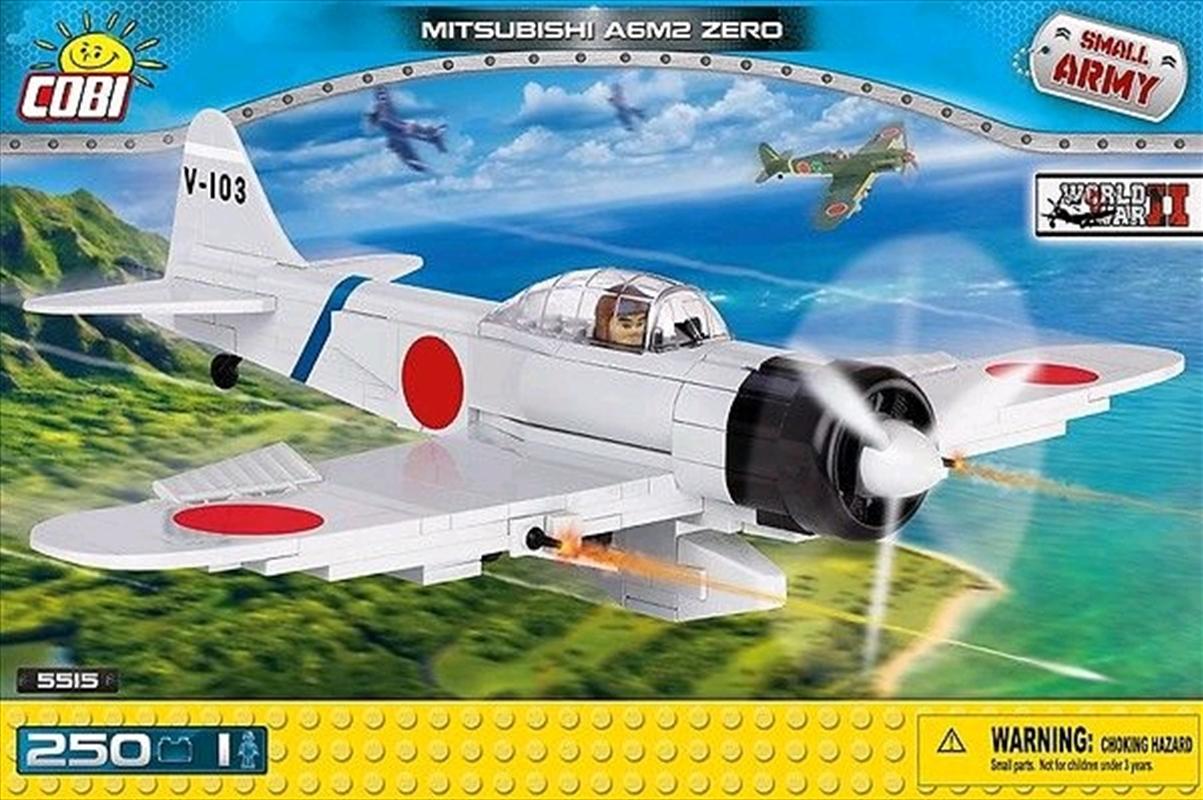 Small Army - 250 piece Mitsubishi A6M2 Zero | Miscellaneous