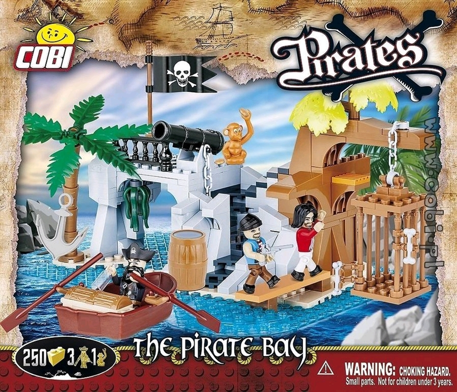 Pirates - 250 piece The Pirate Bay | Miscellaneous