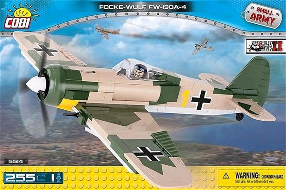 Small Army - 255 piece Focke-Wulf FW-190A-4 | Miscellaneous