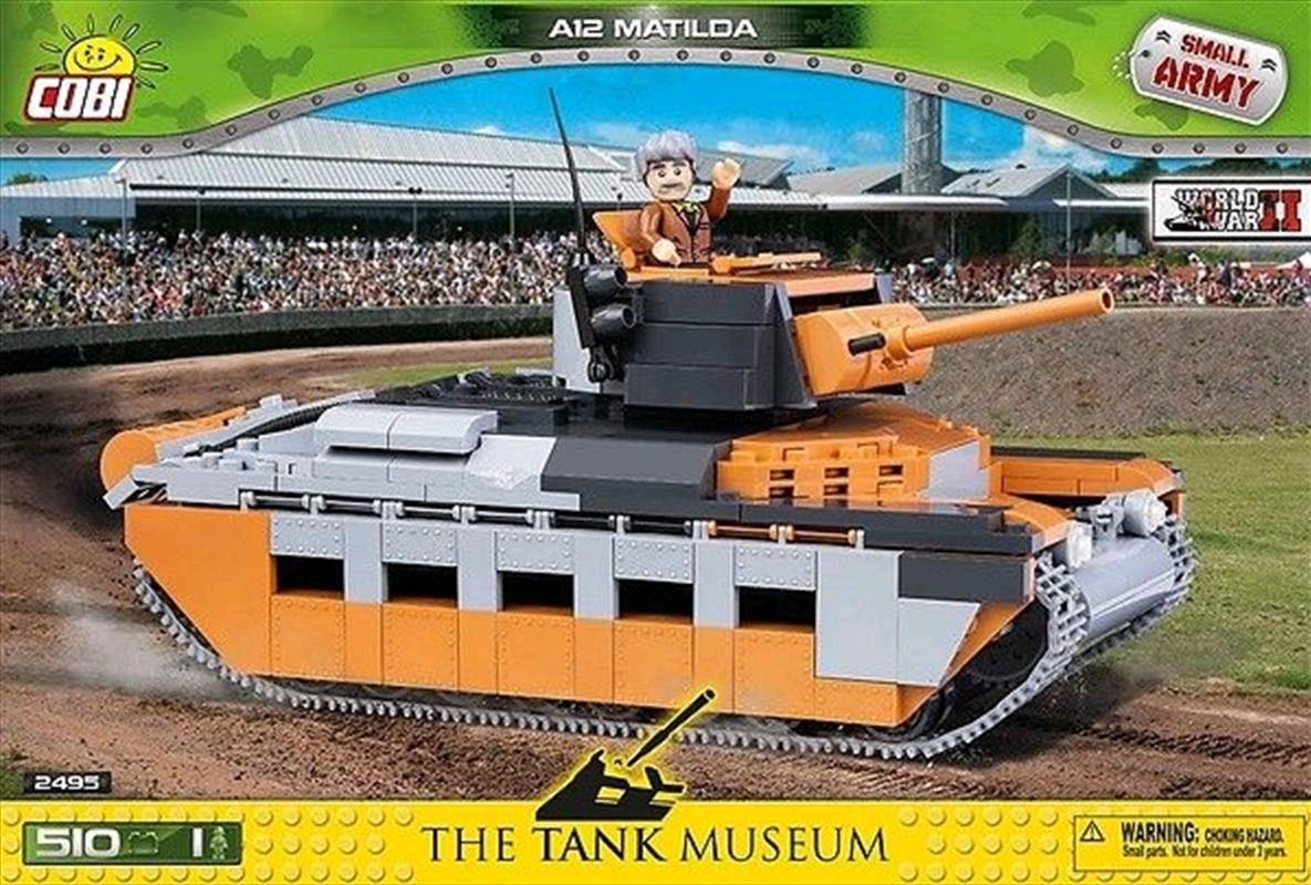 Small Army - 510 piece A12 Matilda | Miscellaneous