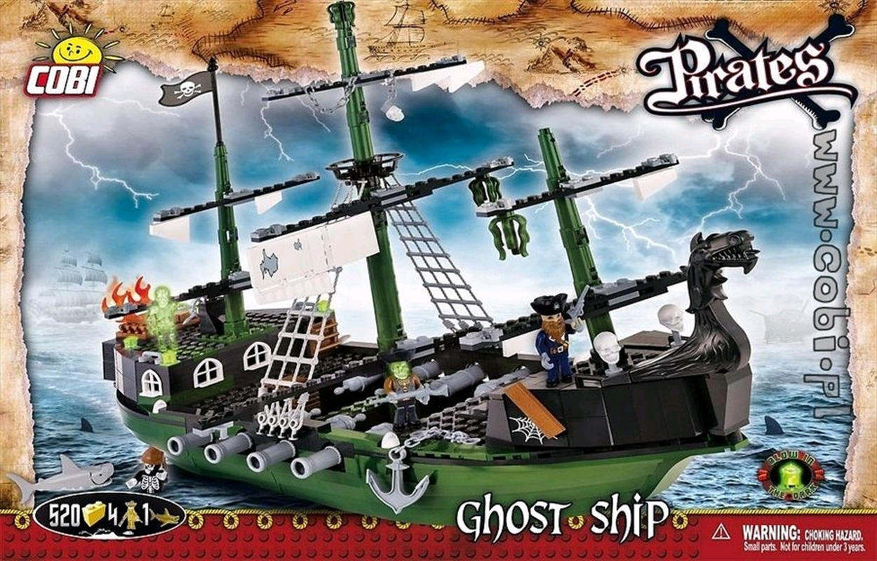 Pirates - 520 piece Ghost Ship | Miscellaneous