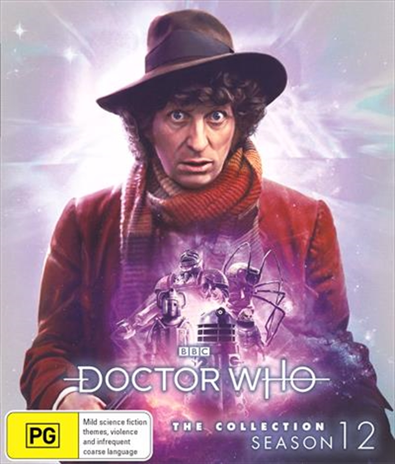 Doctor Who - Classic - Series 12 | Blu-ray