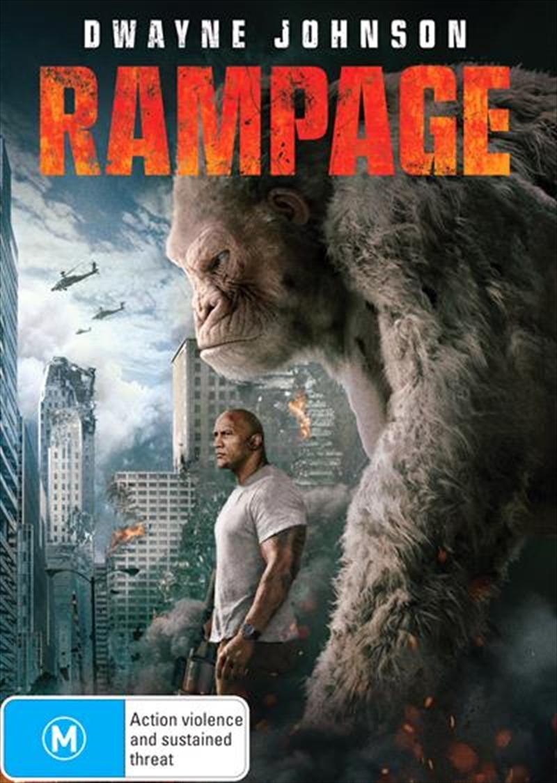 Rampage | DVD