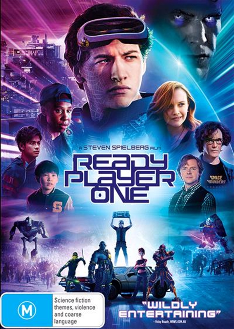 Ready Player One | DVD